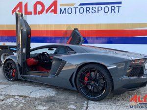 Lamborghini Aventador – włoski samochód dla wymagających