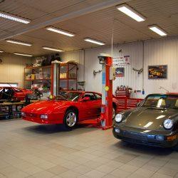 Porsche czy Ferrari?