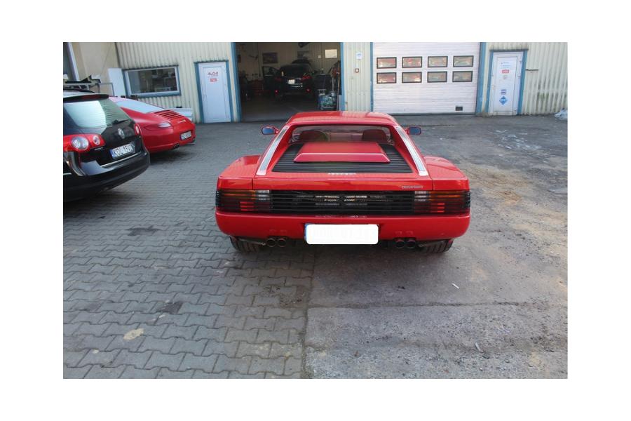 Ferrari Testarossa tył
