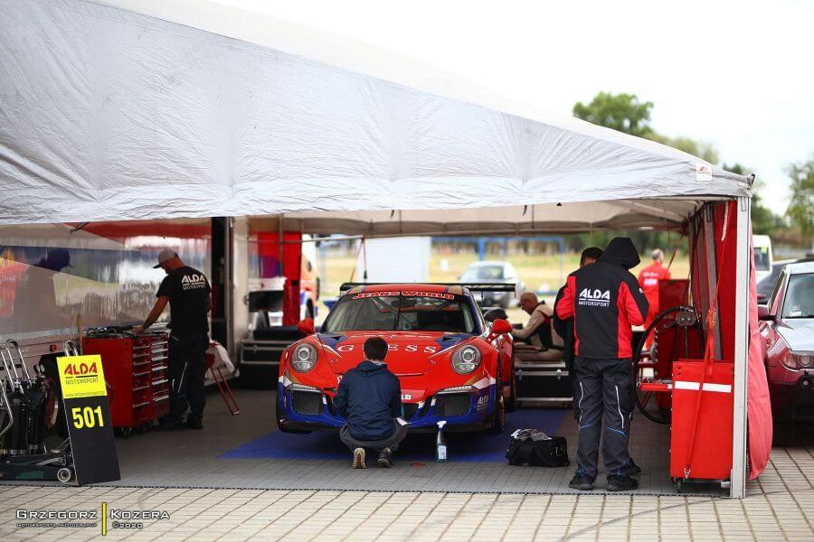 Porsche Warszawa